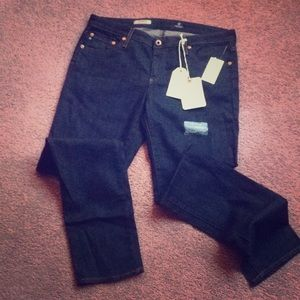 AG Jeans The Stilt Cigarette Skinny Jean 32 NWT